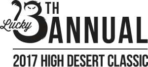 13th Annual High Desert Classic