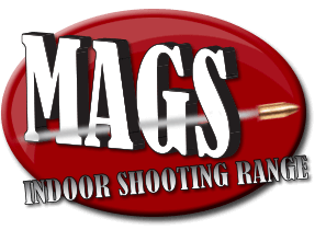 Mags Indoor Shooting Range Logo